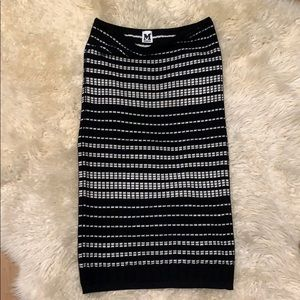 Missoni stretch pencil skirt size 44